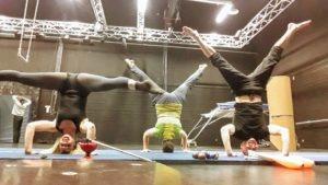 Sirkus for voksne – trening for hele kroppen!